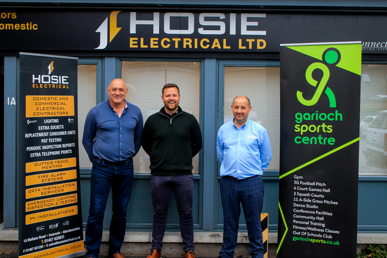 Hosie's Supporting Local