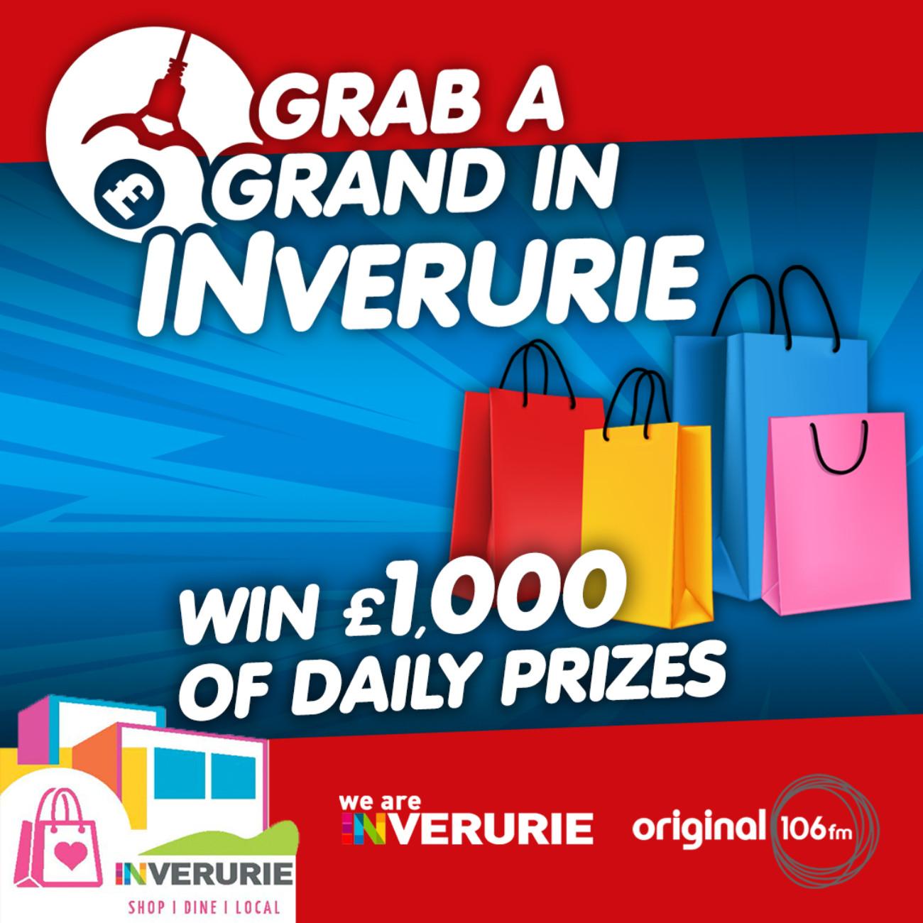 Original 106 x Grab a Grand in INverurie