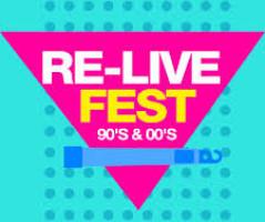 Re-Live Fest 90's & 00's