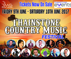 Thainstone Country Music Festival 2017