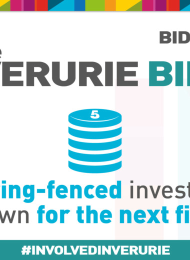 We are INverurie BID Declaration Event