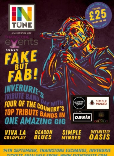 IN-Tune Fake but FAB!