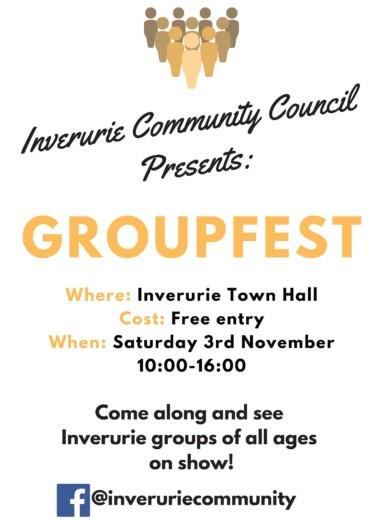 Inverurie GROUPFEST 2018