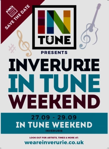 Inverurie IN-Tune Music Weekend