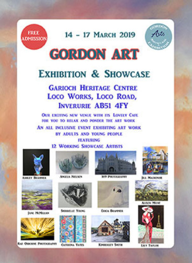 The Gordon Art Exhibition 2019