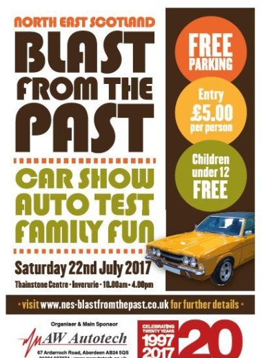 Blast From The Past - Classic Car Show