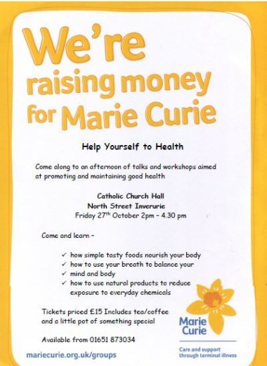 Marie Curie - Help Yourself to Health