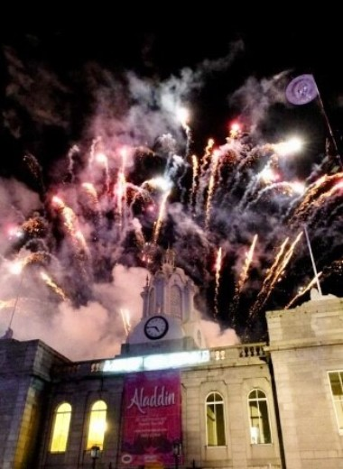 The BIG Switch-On 2019