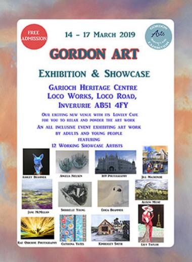 The Gordon Art Exhibition 2019