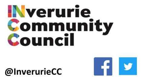 Find us on social media @InverurieCC