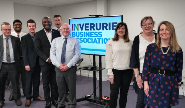 Inverurie Business Association hosted Inverurie Business Expo at the 2019 AGM