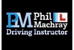 Phil Machray Driver Training