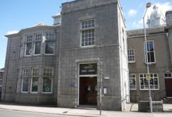 Inverurie Library