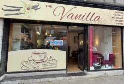 Vanilla Cafe & Ice Cream Shop